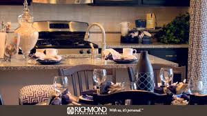 the frost floor plan by richmond american homes youtube