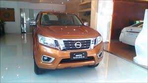nissan orange nissan navara el calibre 4x2 mt review savannah orange youtube