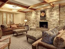 traditional basement with pendant light u0026 carpet zillow digs