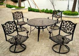 small wrought iron table inspiring iron patio table set lovely furniture black wrought
