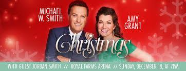 grant christmas christmas with grant michael w smith royal farms arena