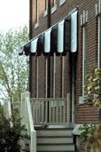 Building An Awning Over A Door Preservation Brief 44 The Use Of Awnings On Historic Buildings