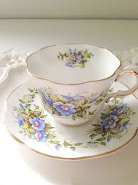 316 best tea cups with blue flowers images on pinterest saucer