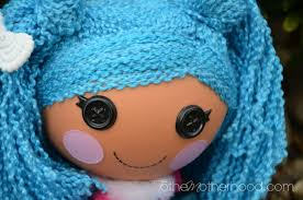 lalaloopsy loopy hair lalaloopsy loopy hair mittens fluff n stuff to the motherhood