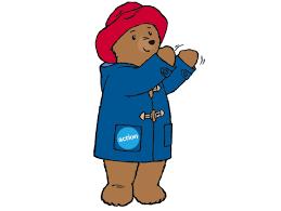 paddington bear action medical research