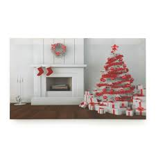 holiday fireplace led wall art wholesale at koehler home decor