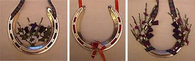 horseshoe wedding gift happy horseshoes tartan horseshoe wedding gifts