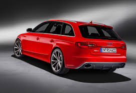 audi a4 rs4 avant 2012 2015 features equipment and
