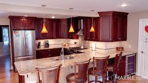 what color countertops go with wood cabinets top 5 granite countertops with cherry cabinets marble