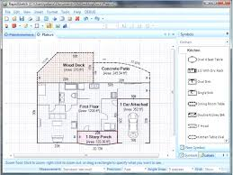 Free Home Decorating Software Apartment Simple Design Kitchen Floor Plan Free Software For