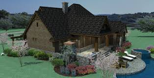 thehousedesigners vita encantata house plan 1897 3 bedrooms and 2 baths the
