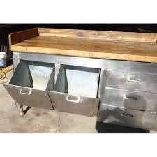 commercial kitchen islands butcher block steel commercial kitchen island chairish