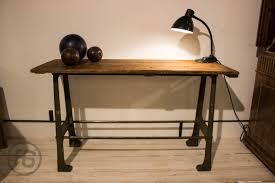 Schreibtisch Kiefer Industrial Schreibtisch Flat No 6 Selected Antiques