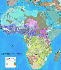 Africas Map by The San Bushmen Are Indigenous People Of Southern Africa Which