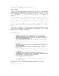 construction cover letter examples for resume gallery letter
