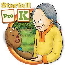 starfall education parent teacher center