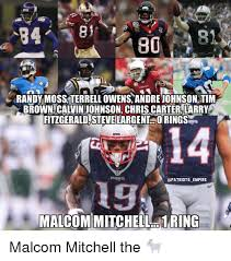 Calvin Johnson Meme - 4 30 randy moss terrellowens andrejohnsontim brown calvin johnson
