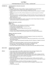 financial analyst resume exle project finance analyst resume sles velvet