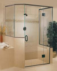 glass panel shower door wolverine u0026 moore glass