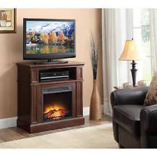 Electric Fireplace Tv by Fireplace Tv Stand Ebay