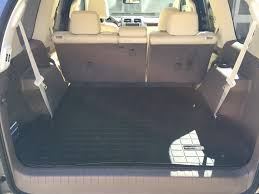 lexus gx vs honda odyssey weathertech cargo mat fit issues clublexus lexus forum discussion
