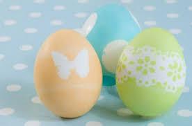 Easter Egg Decorating At Home by Easter Egg Crafts Popsugar Moms