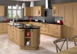 Light Oak Kitchen Amusing Kitchen Light Oak Modern Quicua On Shaker Find Best