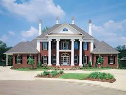 house southern colonial house plans picture of southern colonial house plans full size