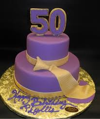 50th birthday cakes for mom