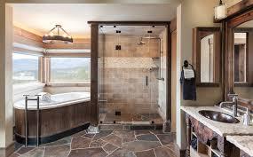 bathroom shower enclosures ideas shower enclosure ideas bathroom rustic with beige wall glass