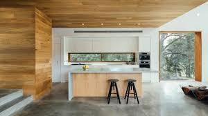 cuisine bois beton cuisine beton cire bois en et meubles lzzy co