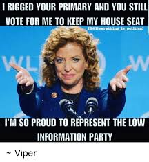 Vote For Me Meme - i rigged your primary and you still vote for me to keep my house