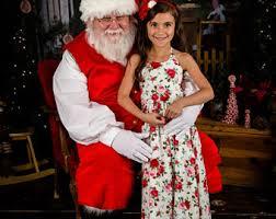 girls holiday dress etsy