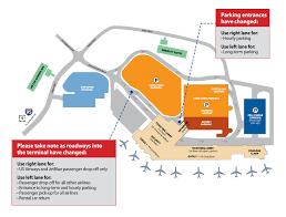 Map Of Portland Airport by Parking Portland International Jetport