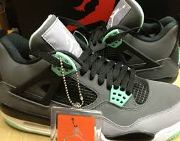 green glow 4 air iv green glow archives air jordans release dates