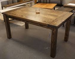 dark rustic dining table farmhouse table rustic kitchen tables farmhouse table and rustic