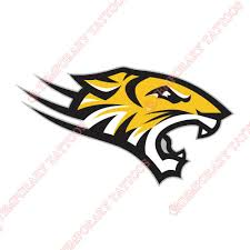 towson tigers temp tattoos customize temporary tattoos