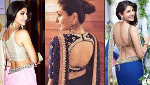 saree blouses 22 beautiful back designs for your saree blouses that will