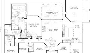 walkout ranch house plans 16 inspiring floor plans for ranch homes with walkout basement