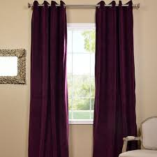 Plum Blackout Curtains Gtex Source