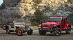 badass jeep wrangler jeep just made the wrangler even better outside online