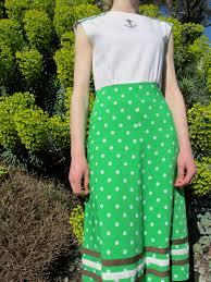 Nautical Theme Dress - vintage dress company dunedin wears the pants