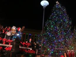 nashville s tree lighting includes special story