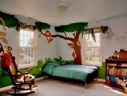 simple childrens bedroom wall murals decoration idea luxury fresh