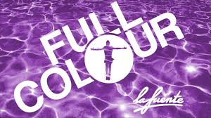 la fuente presents full colour purple pool party youtube