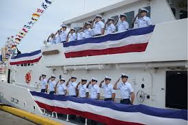 class cutter dvids images coast guard commissions hawaii s second sentinel