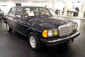 mercedes 300d for sale 1984 mercedes 300 class 300d stock 161105 16c for sale near