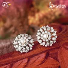 s diamond earrings 7283 best myron earrings images on jewelry diamond
