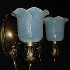 Glass Globes For Chandeliers Brio One Light Wall Sconce Lamp With Frosted Glass Shade Linea