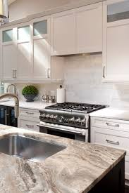 brown kitchen cabinets backsplash ideas 50 popular brown granite kitchen countertops design ideas